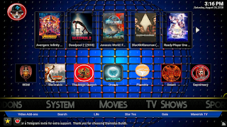 slamious build kodi