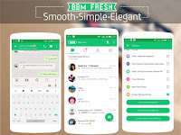 Download BBM Fresh v2 Mod Apk Update Terbaru
