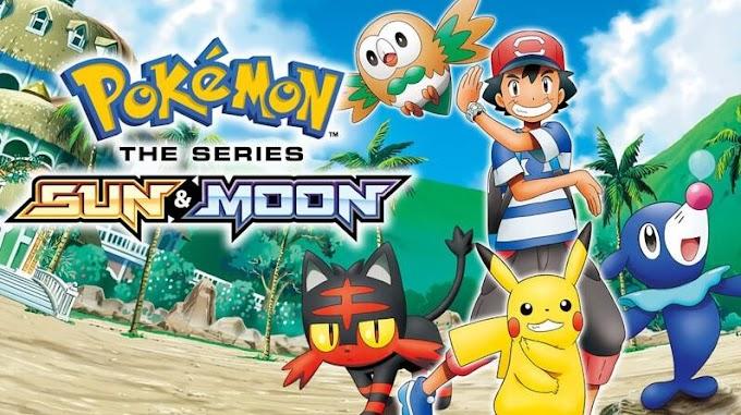 Pokemon Sun & Moon Episode 141 English Subbed - Animepisode