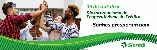 Dia Internacional de Cooperativismo de Crédito