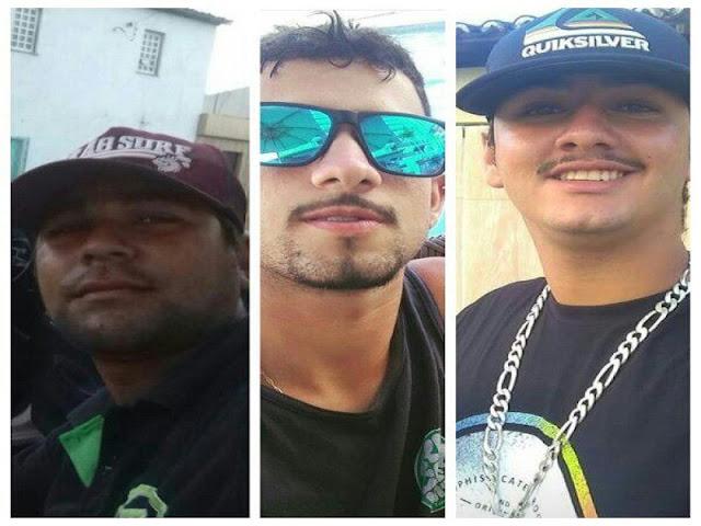 Chacina deixa três homens mortos no Bugio em Aracaju