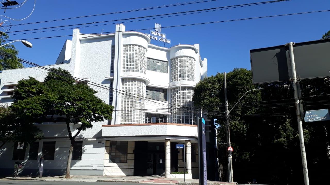 Centro Cultural Minas Tênis Clube no Circuito Cultural Praça da Liberdade, Belo Horizonte