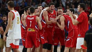 BALONCESTO (EuroBasket 2017) - Serbia, la subcampeona olímpica, vuelve a una final europea 8 años después