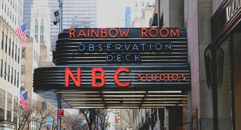 Rockefeller Center 30 Rock NBC Christmas