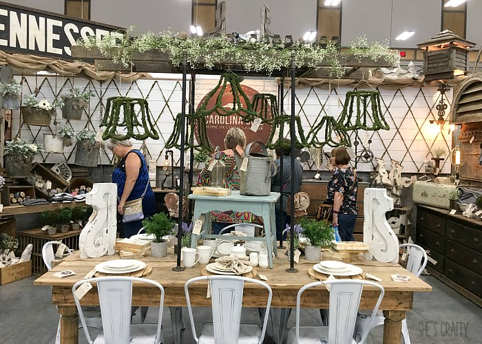 She\'s crafty: Vintage Market Days {Nashville}