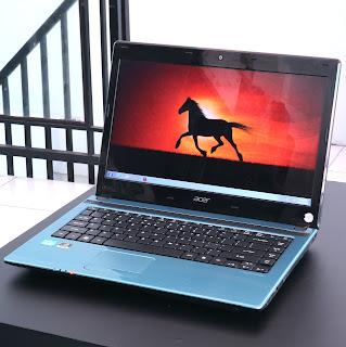 Laptop Gaming Acer Aspire 4752 Bekas Di Malang