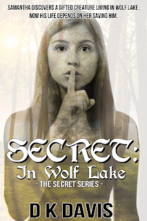 Q&A with DK Davis, author of Secret: In Wolf Lake