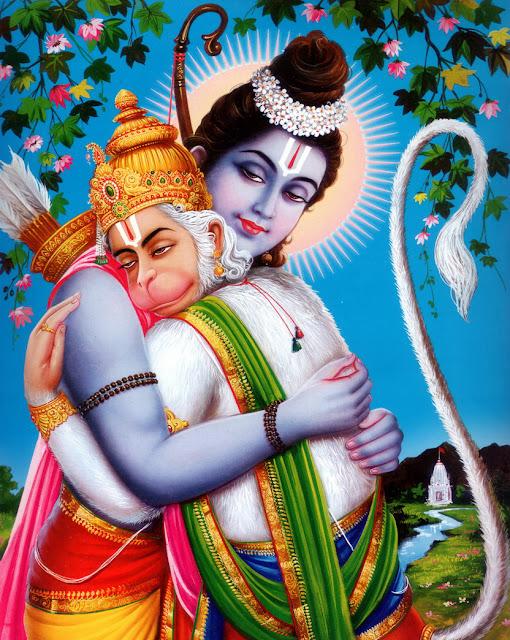 Hanuman Jayanthi Subhakankshalu - హనుమాన్ జయంతి శుభాకాంక్షలు
