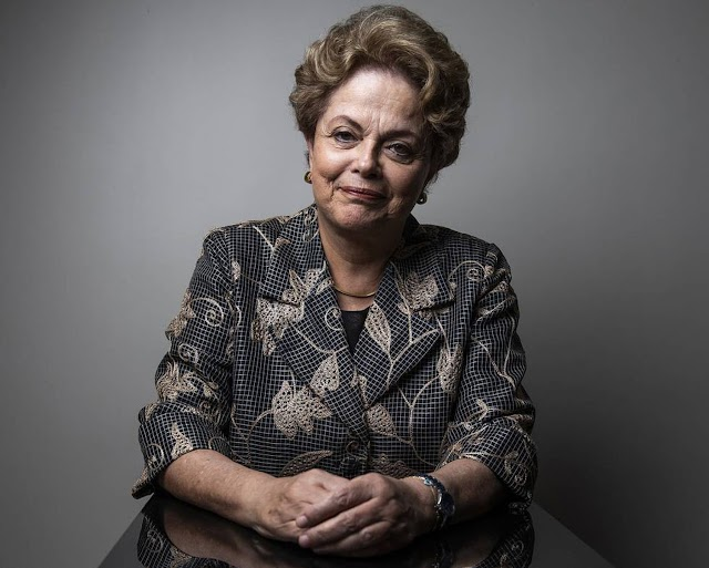 """Governo brasileiro é neofascista"", afirma Dilma"