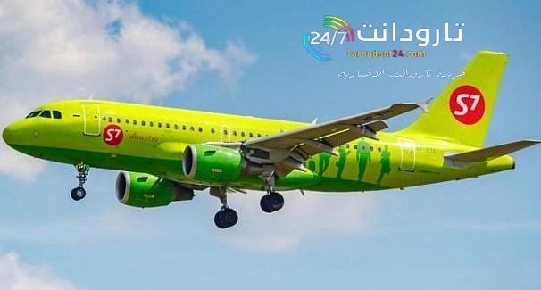 """شركتا الطيران الروسيتان """"إس سفن"""" و""""إيرفلوت"""" تفتحان خطوطا جديدة مع المغرب"""