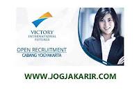 Lowongan Kerja Jogja Management Trainee Gaji 1,5 Sampai 2 Juta di PT Victory International Futures