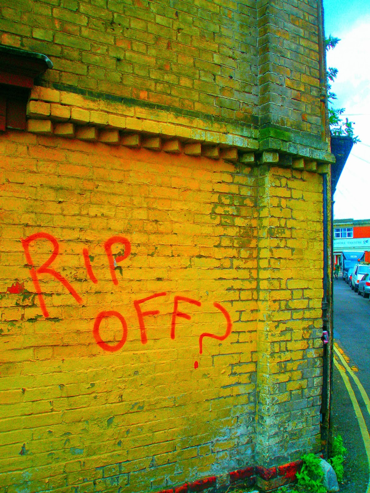 The Art Of Exmouth: Street Art Exmouth Style (Part 6)