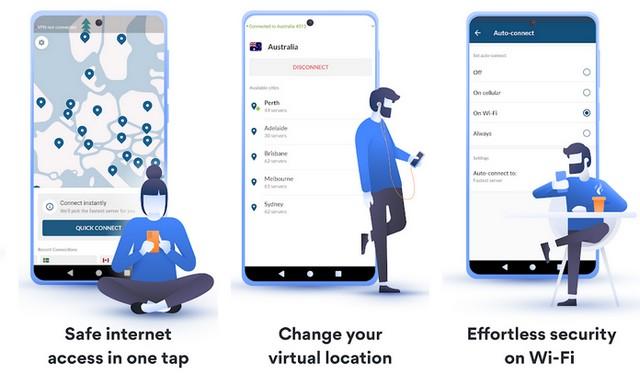 فضل تطبيقات VPN مجانية للأندرويد