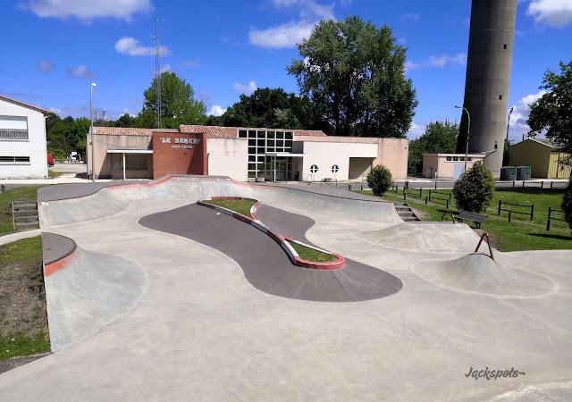 skatepark carcans