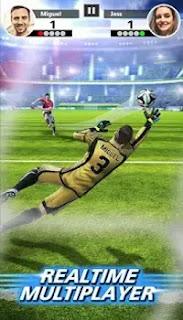 تنزيل football strike مهكرة تحميل مباشر