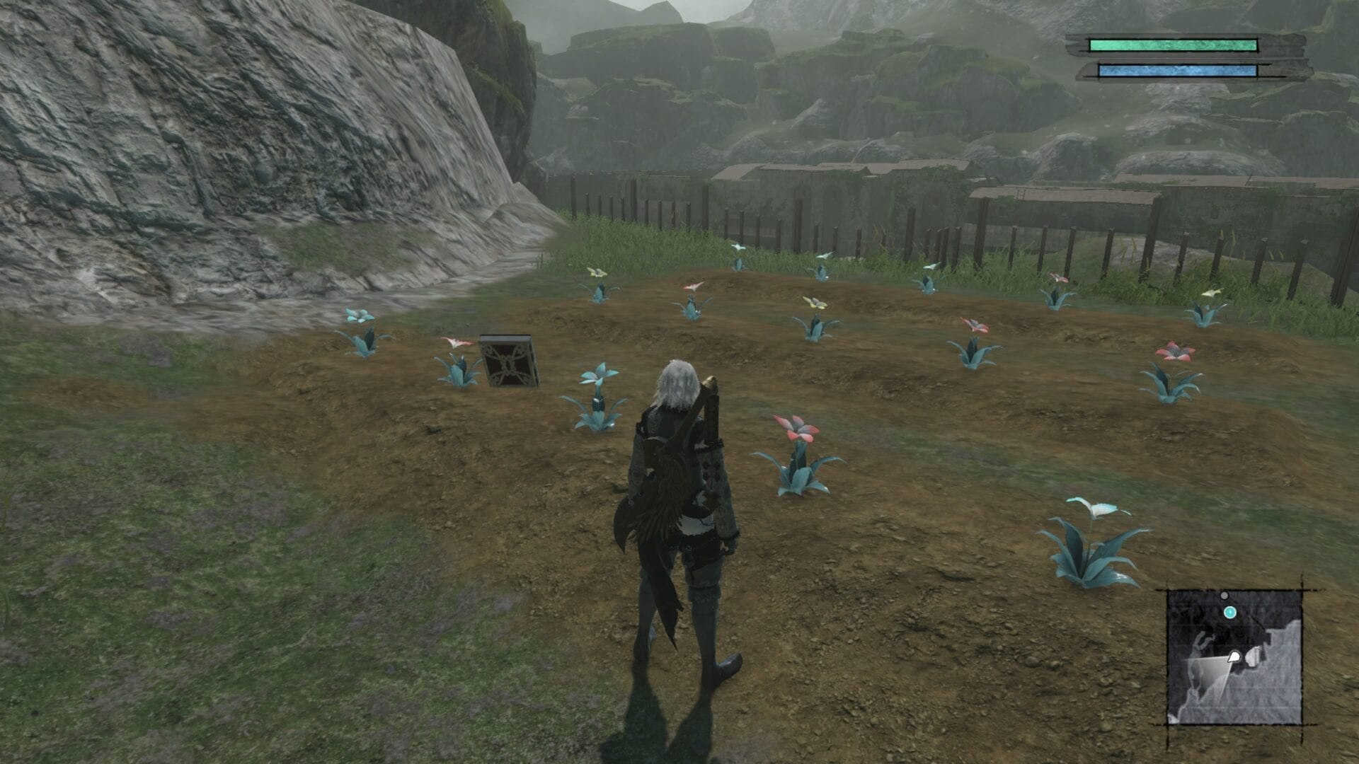 NieR Replicant: How to Grow Flowers and Get the Legendary Flower