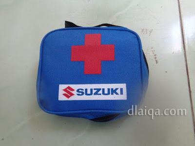 Tas P3K Suzuki XL7