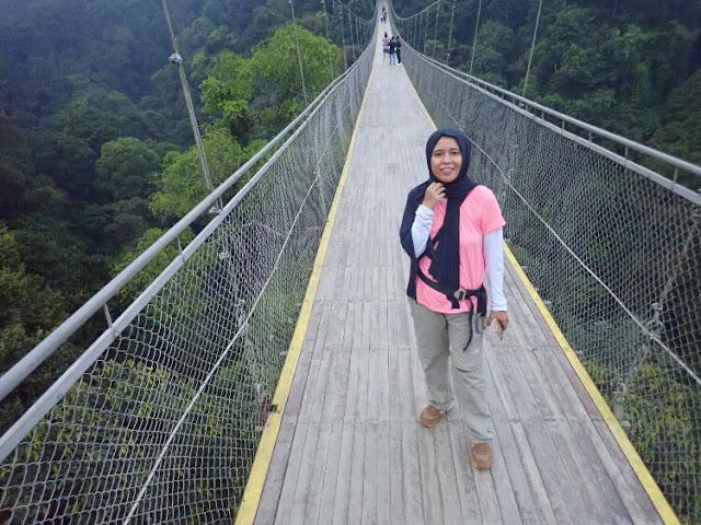 jembatan gantung terpanjang di indonesia