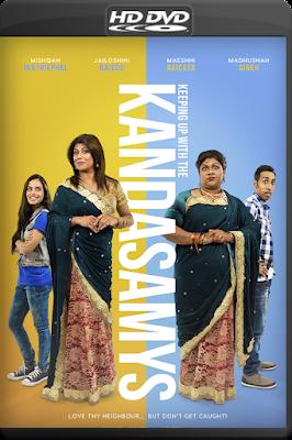Trippin with the Kandasamys [2021] [DVDR BD] [Latino]