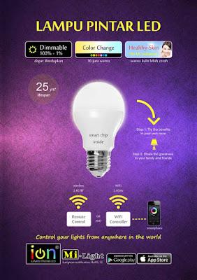 Lampu Pintar LED