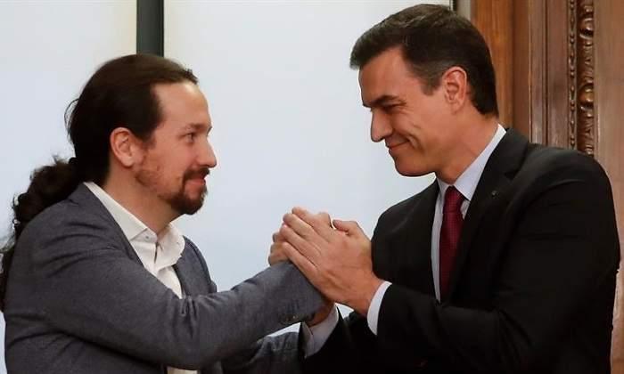 Así será el Gobierno de coalición del PSOE y Unidas Podemos