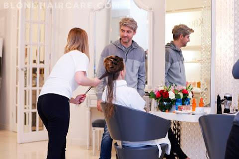 Z wizytą w atelier Leszka Czajki | Dni pięknych włosów Kérastase - czytaj dalej »