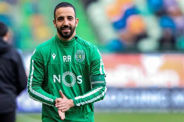 Nuno Mendes continua em dúvida para a deslocação do Sporting a Braga