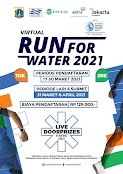 Virtual Run for Water • 2021