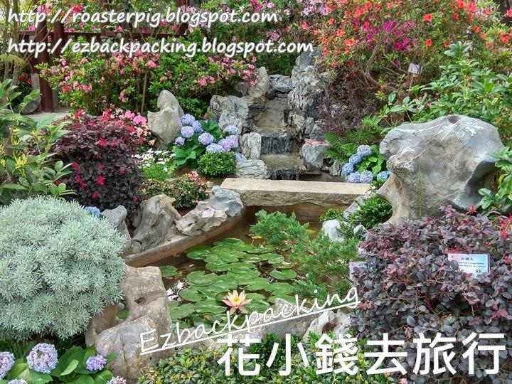 獅子山公園花展