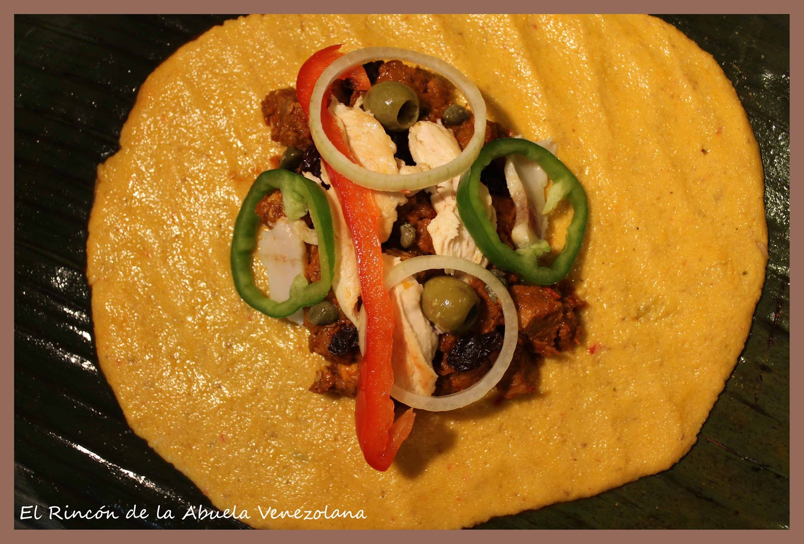 El Rincon de La Abuela Venezolana Restaurante  noviembre 2012