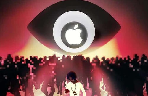 Apple only cares about user privacy not employee privacy
