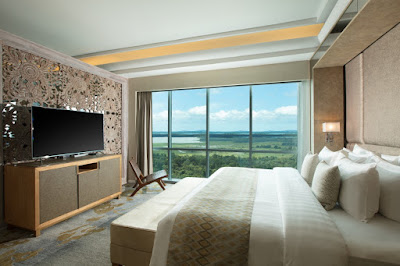 Kamar Utama Presidental Suite Room