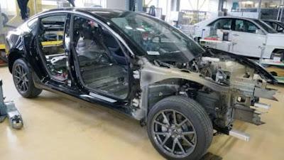 teknologi tesla 6 tahun lebih maju dibanding Toyota dan VW