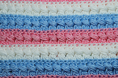 1 - CROCHET Imagen Puntada especial para mantas a crochet y ganchillo muy fácil y sencilla. MAJOVEL CROCHET