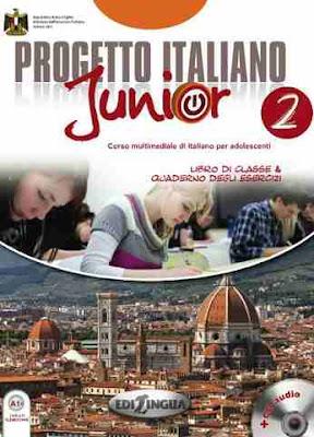 تحميل كتاب الوزارة فى اللغة الايطالية للصف الثانى الثانوى