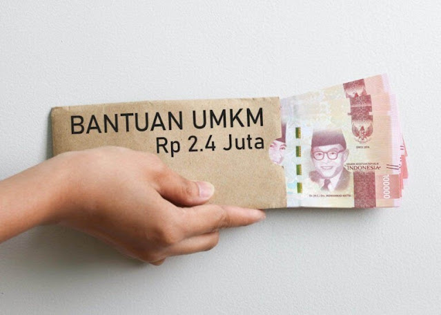 Cara daftar bantuan UMKM