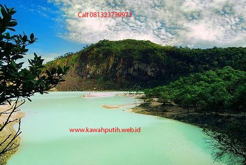 Paket wisata kawah putih dari surabaya