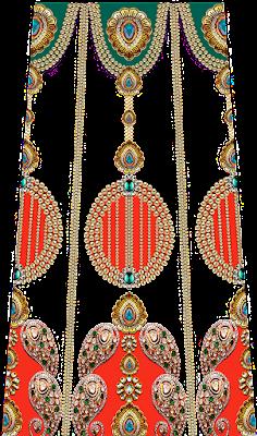 Jwellery-art-design-for-textile-print