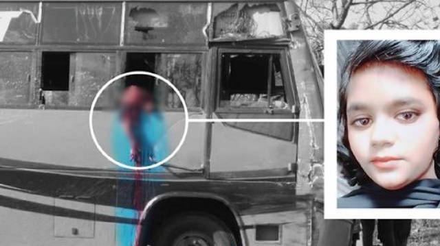 INDORE में दर्दनाक हादसा, धड़ से कटकर गर्दन बस से बाहर गिरी - MP NEWS