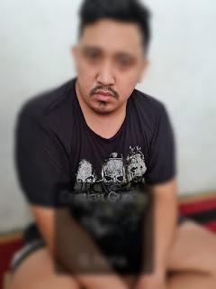 Satnarkoba Polrestabes Makassar Amankan  Dua Terduga Kurir Narkoba