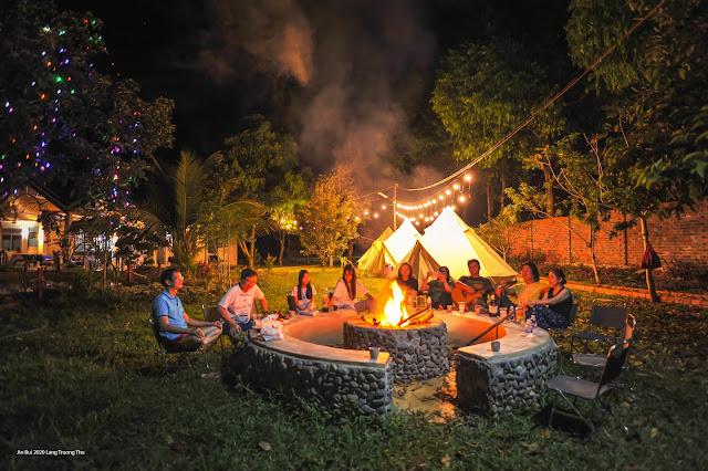 Làng Trường Thọ Farm Camping