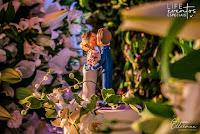 casamento do goleiro brenno do grêmio com victoria fogassi com evento organizado por life eventos especiais cerimonia ao ar livre em porto alegre na associação do ministério público e recepção em tons de marsala branco e verde verde branco marsala e prata