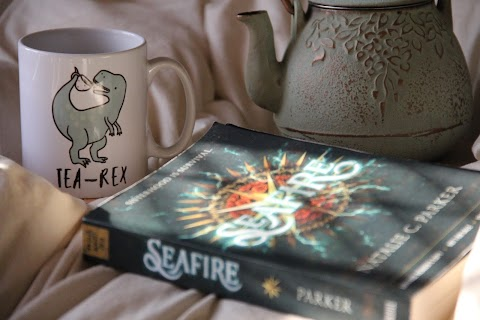 Sea Fire by Natalie C. Parker - Book Review