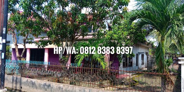 Jual murah rumah dengan luas tanah 486 m2 di Jl. Perwira Dekat Manhattan Time Square Medan Sumatera Utara