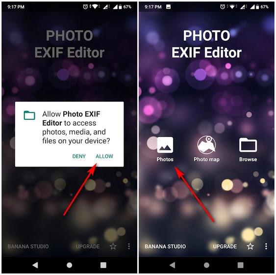 شرح حذف البيانات الوصفية من الصور قبل النشر عبر الإنترنت
