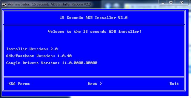 adb installer  In 15 Seconds Latest Version Download 2019