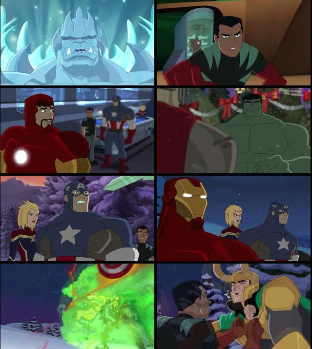 Marvels Super Hero Adventures Frost Fight 2015 English WEB-DL