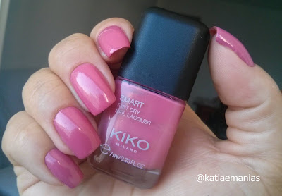 DRK Nails, Kiko
