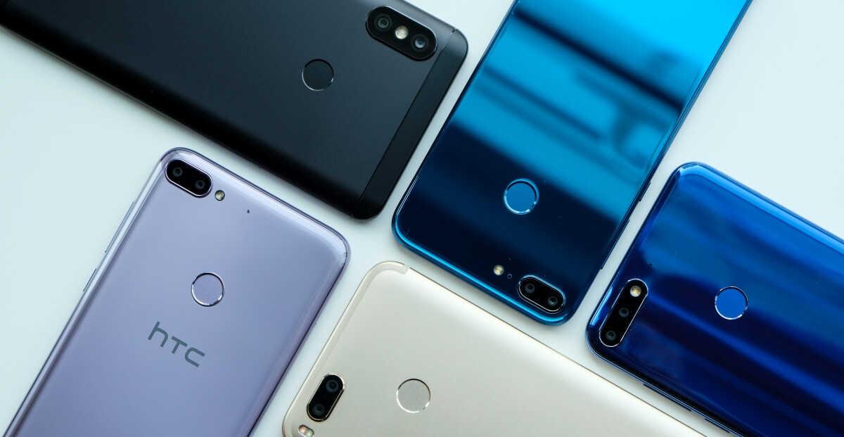 أفضل هواتف الفئة المتوسطة 2019