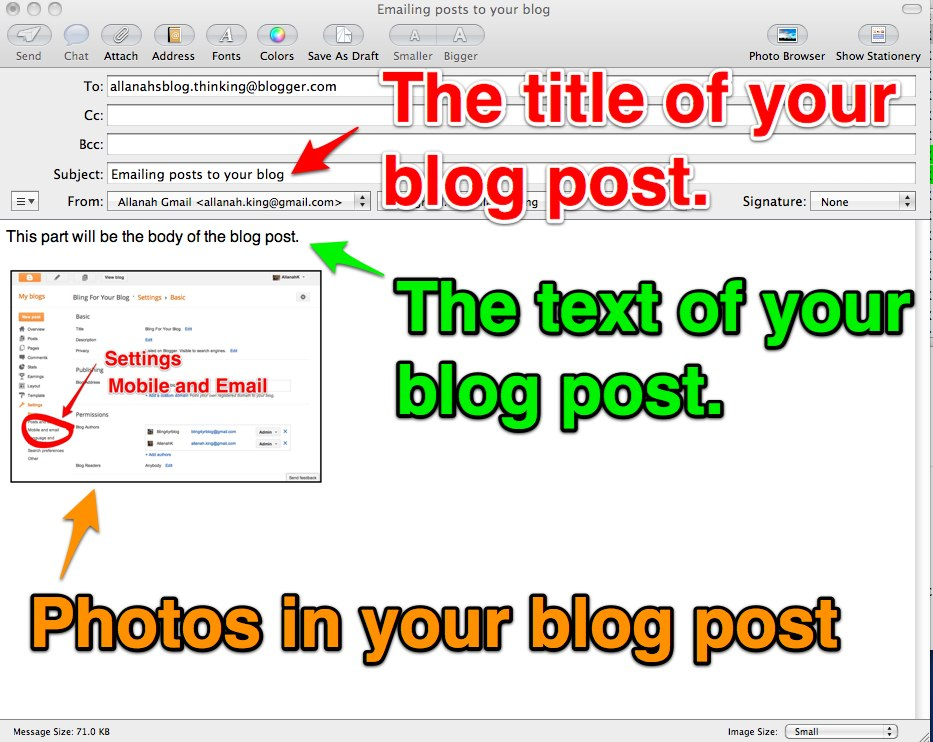 Bling to your Blog